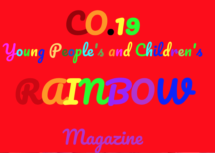 Young People and Children's Rainbow Magazine at Fusion Fostering