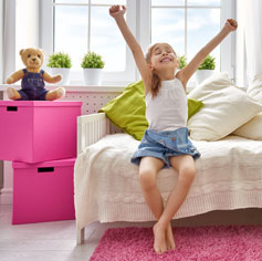 Preparing a Room for a Foster Child